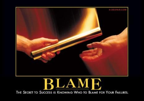 blamedemotivator